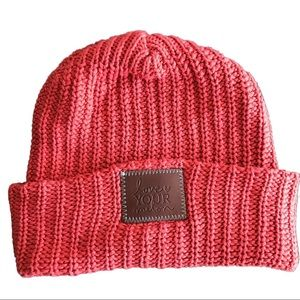 NWOT Love your melon beanie